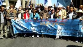 Maroc : imposante manifestation sur fond de tension sociale