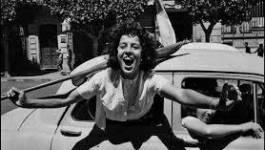 La femme rebelle d'Algérie