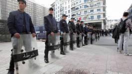La police passe à tabac le chef du groupe parlementaire du FFS