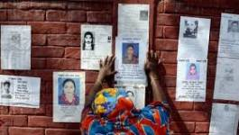 Bangladesh : le bilan de l'immeuble effondré dépasse le millier de morts