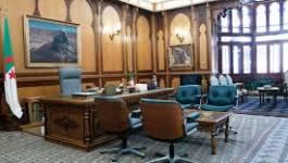 Avis d'appel d'offres International : Algérie recherche homme pour le poste de président