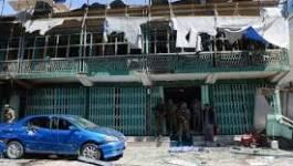 Afghanistan: 15 morts, dont 5 Américains, dans un attentat suicide à Kaboul