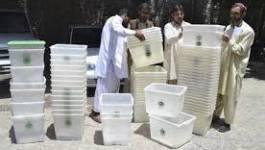 Pakistan: menace des talibans et enlèvement au dernier jour de la campagne