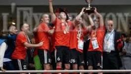 49e Coupe d'Algérie : l'USM Alger rafle le titre
