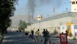 Afghanistan : des talibans attaquent les bureaux de la CIA à Kaboul