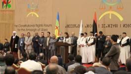 Déclaration du Haut conseil des Amazigh de Libye