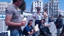 La police réprime un rassemblement de soutien aux cancéreux