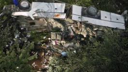 Italie: 38 morts et une dizaine de blessés dans l'accident d'un autocar