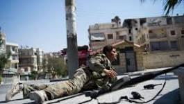 Syrie: la bataille d'Alep fait rage