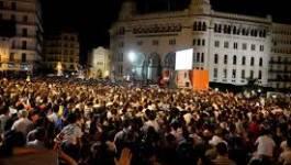 Mondial : feux d'artifice et concert de sirènes de bateaux à Alger