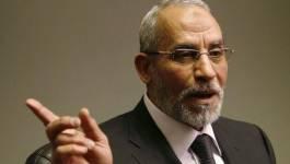 Le guide suprême des Frères musulmans égyptiens arrêté
