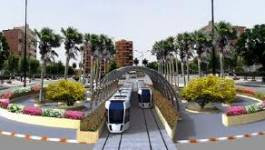 Lancement des travaux du tramway de Sidi Bel-Abbès