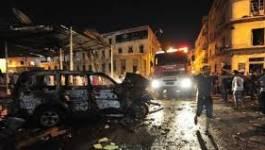 Libye : deux puissantes explosions et des blessés à Benghazi