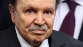 Abdelaziz Bouteflika de retour en Algérie