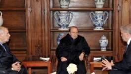 Bouteflika et ses 40 x 40 voleurs