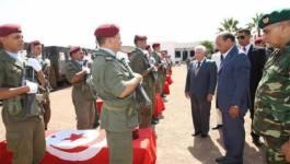 Tunisie: un groupe terroriste tue huit militaires dans une embuscade