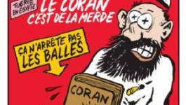 """Le journal satirique """"Charlie Hebdo"""" brocarde encore l'Islam"""