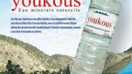 """L'eau minérale """"Youkous"""" contaminée par le streptocoque"""