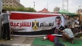 Egypte: les pro-Morsi menacés de dispersion par la force