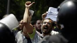 L'Egypte dans la tourmente