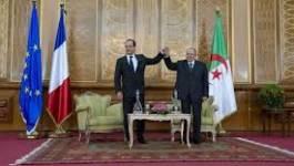 La France démocratique soutien de l'Algérie autocratique !