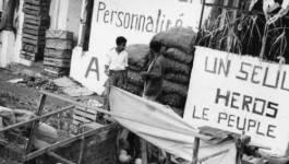 Algérie 1962 - 2014 : la question !