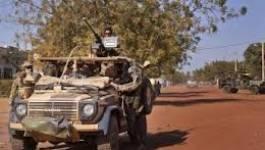 Mali : des militaires francais prennent position à Anefis