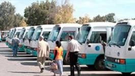 Mizrana : un fourgon plein de voyageurs prend feu