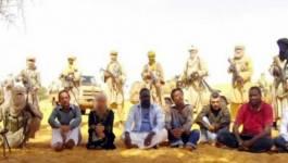 """Les otages français du Niger seraient """"en Algérie"""""""