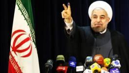 Iran : le modéré Hassan Rohani vainqueur de la présidentielle