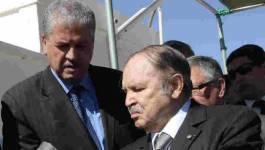 L'évocation de la maladie de Bouteflika irrite Sellal !