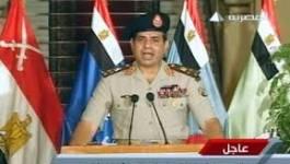 Égypte : le général Al Sissi appelle la population à manifester vendredi