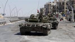 Syrie : l'armée fidèle au pouvoir reprend le point de passage sur le Golan