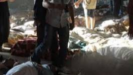 Syrie : l'armée fait plus de 600 morts dans un bombardement près de Damas