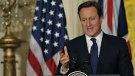 Syrie : David Cameron convoque le Parlement pour un vote
