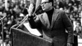 """Salvador Allende : """"Ni Olvido, ni perdon"""""""