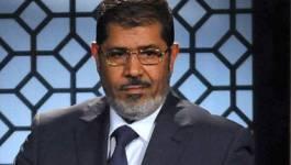Mohamed Morsi, le président égyptien déchu, est condamné à 4 jours de prison