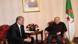 Bouteflika reçoit toujours les mêmes personnes