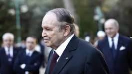 Bouteflika : le dernier tour de piste d'un clown impotent