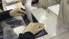 Révision annuelle des listes électorales du 1er au 31 octobre 2013