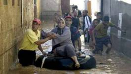 Intempéries dans les Aurès : 5 morts et des centaines de foyers inondés