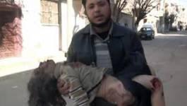 Syrie : assiégée et bombardée, Homs appelle à l'aide