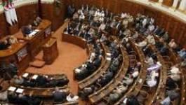 Le projet de loi portant organisation de la profession d'avocat devant le Conseil de la nation