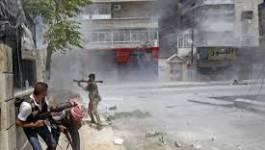 Syrie: l'aviation a lancé des barils explosifs sur Alep