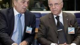 Le nouvel ambassadeur algérien à Paris installé