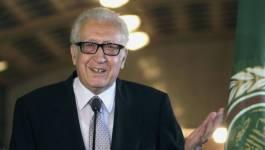 Syrie: Brahimi lundi à Damas pour préparer Genève 2