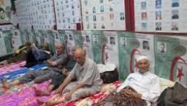 Des anciens condamnés à mort observent une grève de la faim