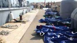 Tragédie de Lampedusa: plus de 300 morts