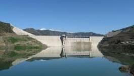 Barrage de Koudiat Acerdoune : transfert des eaux en novembre