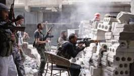 Syrie: plus d'une centaine de morts pour la prise d'une armurerie à l'armée